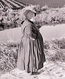 Amish grandmother
