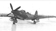 "british-eevee: "" P-63 Kingcobra at rest in Soviet service (1942/45) """