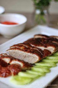 Eat Your Heart Out: Recipe: Crispy-skin Chinese Roast Duck 烤鸭 Chinese Duck Recipe, Chinese Roast Duck, Duck Recipes, Asian Recipes, Chinese Recipes, Chinese Food, Game Recipes, Asian Food Channel, Peking Duck