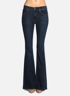 Learn how to style flare jeans now to look current, in our go-to outfit guide to how to wear this denim style year round.: Shop the Trend: James Jeans Flare Jeans