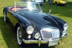 The MGA marked a new era for MG. With a modern, lightweight design and attractive body, the roadster was an immediate success, with over 100,000 ultimately being produced.   - Esquire.com