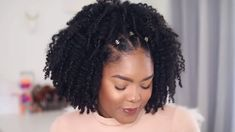 Twist and Style Tutorial Short Afro Hairstyles Style tutorial Twist Natural Hair Tutorials, Natural Hair Updo, Natural Hair Styles, Long Natural Hair, Going Natural, Medium Hair Styles, Curly Hair Styles, Cabello Afro Natural, Pelo Afro