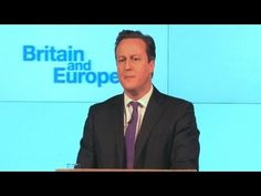 """Prime Minister David Cameron's call for a renegotiation of Britain's EU obligations and pledge for a subsequent referendum may appease some members of his Conservative party but he risks alienating his European partners who warn against """"a la carte"""" union. Duration: 02:24"""
