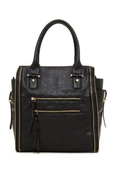 So much space in the Amara Tote.