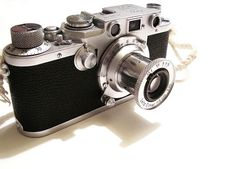 Leica IIIf by selva, via Flickr