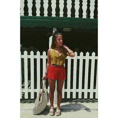Aruba Neck Top por ImTanyaO en Etsy
