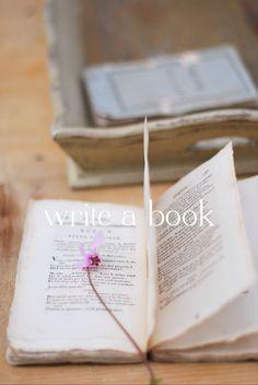 Write a book!