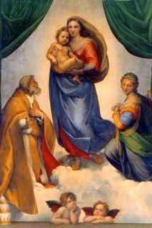 Raphael - De Sixtijnse Madonna