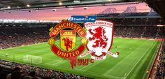 Judi Bola Ibcbet - Manchester United Menjamu Middlesbrough