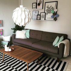 Skandinavisch getint huis! :) #sofacompany #danishdesign