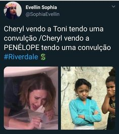 Muito isso 😂 Riverdale Series, Riverdale Cast, Cheryl Blossom Aesthetic, Cheryl Blossom Riverdale, Dylan Sprouse, Good Doctor, Pretty Little Liars, Greys Anatomy, Glee