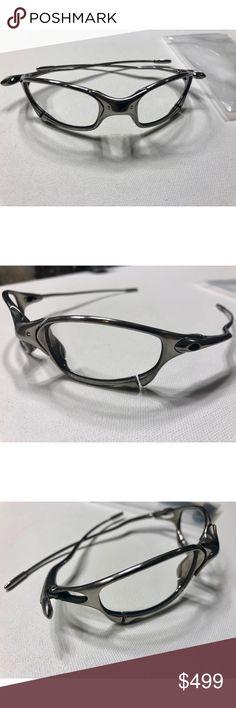 d4defb967a Authentic Oakley Juliet Polished Sunglasses Frames Authentic Oakley Juliet  Polished Sunglasses Frames No Lenses