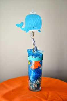 Whale Baby Shower Amanda Sarver Blog | Scrapbooking | Card Making | Crafts