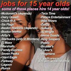 Pin by Jakaliayah Carelock on Glo up in 2019 High School Hacks, Life Hacks For School, Girl Life Hacks, Girls Life, Making Money Teens, Jobs For Teens, Teen Jobs, Beauty Hacks For Teens, Teen Money