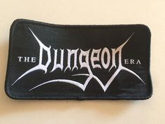 Dungeon woven patch  Buy direct from the band - http://www.lord.net.au/store