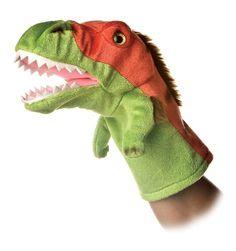 "Aurora Plush Velociraptor Puppet - 10"" Aurora Plush http://www.amazon.com/dp/B001PJXGLU/ref=cm_sw_r_pi_dp_y5LAwb0TMR3JK"