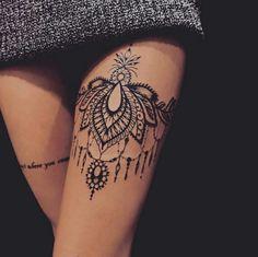 Women& tattoo: ideas for finding the perfect tattoo .- Women's Tattoo: Ideen für die Suche nach dem perfekten Tattoo – # ofWomen's # … – Bilderest Women& Tattoo: Ideas for Finding the Perfect Tattoo – # ofWomen& # … Girl Thigh Tattoos, Leg Tattoos Women, Girls With Sleeve Tattoos, Tattoo Girls, Tattoo Thigh, Future Tattoos, New Tattoos, Body Art Tattoos, Tatoos