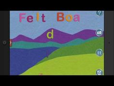 Pre-Literacy in Storytime for Toddlers: Using Felt Board by Software Smoothie, by Katrina Bergen | Little eLit