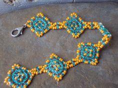 pulcera Crochet Necklace, Jewelry, Jewlery, Jewerly, Schmuck, Jewels, Jewelery, Fine Jewelry, Jewel