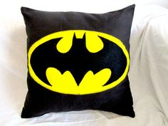 Batman cushions