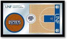 North Florida Ospreys Basketball Sports Team Mirror at SportsFansPlus.com. Visit website for details!
