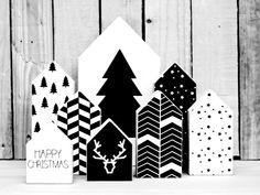 Zwart Wit Kerstdecoraties : Afbeeldingsresultaat voor kerst zwart wit x mas pinterest