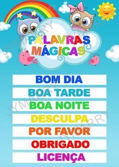 Portuguese Lessons, Preschool Writing, Busy Bags, Excercise, Professor, Banner, Homeschool, Education, Kids