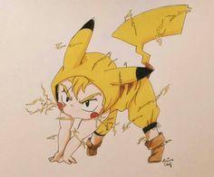 Fairy Tail x Pokémon Lexus x Pikachu Lexus Dreyar in Pikachu costume Nalu, Fairytail, Jellal, Laxus Dreyar, Image Fairy Tail, Fairy Tail Love, Fairy Tail Ships, Laxus Fairy Tail, Fairy Tail Anime