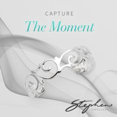 Capture the moment with a piece of jewellery that will last forever. See our La Couronne collection in store or shop online at http://www.stephensjewellers.com.au/brand/stephens?category=&stone_type=&metal_type=&search_query=&gender=&promotion= #Stephensjewellers #Jewellery #Gold #Rings #Aquamarine http://www.stephensjewellers.com.au/
