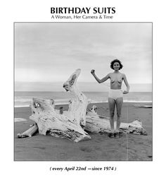 Birthday Suits |1974-2013 - lucy hilmer takes a self portrait from her 29th birthday onwards