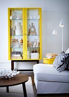 Ikea Stockholm cupboard