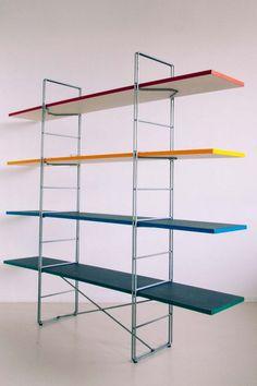 Guide Shelving Unit by Niels Gammelgaard for Ikea, 1985 6