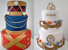 top 5: bolos cenográficos são paulo. Bolo fake festa infantil.