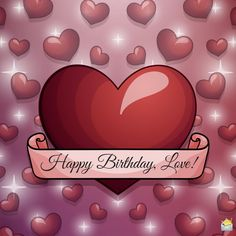 Romantic Birthday Wishes for your Girlfriend - Happy Birthday Messages Cute Birthday Messages, Romantic Birthday Cards, Birthday Wishes For Girlfriend, Birthday Wishes For Mom, Birthday Wish For Husband, Happy Birthday My Love, Birthday Wishes Quotes, Happy Birthday Cards, Birthday Greetings