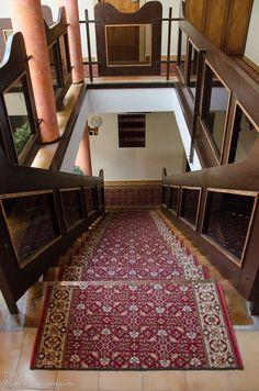 egy kis lépcsőzés