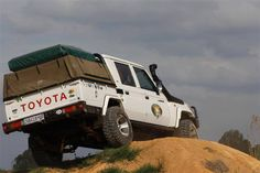 Toyota Land Cruiser truck Land Cruiser 4x4, Land Cruiser 70 Series, Toyota Land Cruiser, Toyota 4x4, Toyota Cars, 4x4 Trucks, Diesel Trucks, Pick Up, Toyota Vehicles