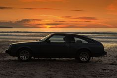 1980 Celica on a beach by Laura-RaRa Toyota Celica, Beach, Car, Automobile, The Beach, Beaches, Autos, Cars