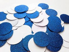 """Custom & Fancy {1"""" Inch} Approx 100 Pieces of Large Round…"""