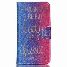 For Galaxy S5 Neo Case Flip Wallet PU Leather Stand Cover for Samsung Galaxy S5 G900 / S5 Neo