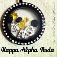 Kappa Alpha Theta <3