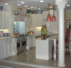 """Family Home"", Kitchen detail... WOW!!!!!"