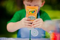 Twin boys' birthday party, paint-themed party, backyard birthday | Elizabeth Davis Photography | Tallahassee, Florida - Click here to see the whole party: http://elizabethdavisphotoblog.com/day-fords-third-birthday-party/
