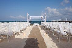 #BigDay #weddings #realweddings    Catalina and Mickey's Bohemian Destination Wedding