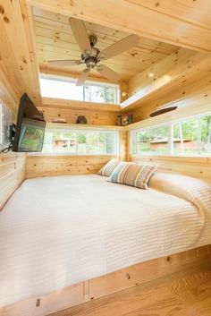 Traveler XL Tiny House on Wheels - Video Tour!
