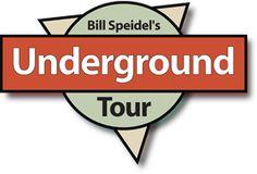 Bill Speidel's Underground Tour Seattle
