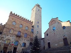 San Gimignano e suas mil Torres no Blog  www.meupontodepartida.com