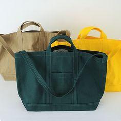 stork canvas bags