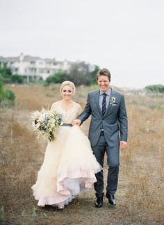 7316c34161 beautiful dress - Cortnie and Donny's wedding   Photo by Jose Villa   100  Layer Cake