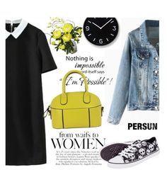 """Persun"" by mada-malureanu ❤ liked on Polyvore featuring Lemnos, Nearly Natural, persunmall and persun"