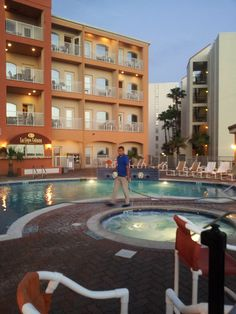 La Copa Inn & Resort, South Padre' Island, Texas